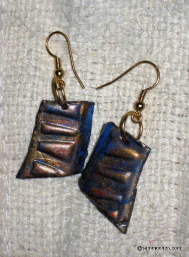 styrofoam earrings-1